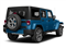 2016 Jeep Wrangler Unlimited Pictures Wrangler Unlimited Utility 4D Unlimited Sahara 4WD V6 photos side rear view