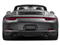 2016 Porsche 911 Pictures 911 Cabriolet 2D 4S AWD H6 photos rear view