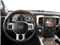 2016 Ram Truck 1500 Pictures 1500 Crew Cab Longhorn 2WD photos driver's dashboard