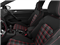 2016 Volkswagen Golf GTI Pictures Golf GTI Hatchback 2D SE I4 Turbo photos front seat interior