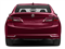 2017 Acura TLX Pictures TLX FWD V6 photos rear view