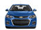 2017 Chevrolet Sonic Pictures Sonic 4dr Sdn Manual LS photos front view