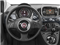2017 FIAT 500c Pictures 500c Lounge Cabrio photos driver's dashboard