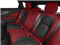 2017 Jaguar F-PACE Pictures F-PACE S AWD photos backseat interior