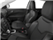 2017 Jeep Compass Pictures Compass Latitude FWD photos front seat interior