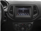 2017 Jeep Compass Pictures Compass Latitude FWD photos stereo system