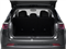 2017 Jeep Compass Pictures Compass Latitude FWD photos open trunk