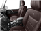 2017 Mercedes-Benz G-Class Pictures G-Class G 550 4MATIC SUV photos front seat interior