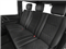 2017 Mercedes-Benz G-Class Pictures G-Class G 550 4x4 Squared SUV photos backseat interior