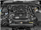 2017 Nissan Frontier Pictures Frontier King Cab 4x4 PRO-4X Auto photos engine