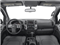 2017 Nissan Frontier Pictures Frontier 2017.5 Crew Cab 4x4 SV V6 Auto photos full dashboard