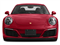 2017 Porsche 911 Pictures 911 Carrera 4 Coupe photos front view