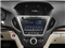 2018 Acura MDX Pictures MDX SH-AWD photos stereo system