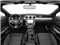 2018 Ford Mustang Pictures Mustang EcoBoost Convertible photos full dashboard