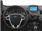 2018 Ford Fiesta Pictures Fiesta SE Hatch photos driver's dashboard