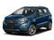 2018 Ford EcoSport Pictures EcoSport Titanium 4WD photos side front view