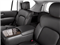2018 Nissan Armada Pictures Armada 4x2 Platinum photos backseat interior