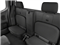 2018 Nissan Frontier Pictures Frontier King Cab 4x2 S Auto photos backseat interior