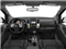 2018 Nissan Frontier Pictures Frontier Crew Cab 4x4 PRO-4X Manual photos full dashboard