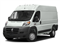 2018 Ram Truck ProMaster Cargo Van Pictures ProMaster Cargo Van 1500 High Roof 136 WB photos side front view