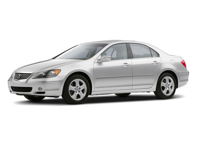 2008 Acura RL Prices and Values Sedan 4D Navigation AWD