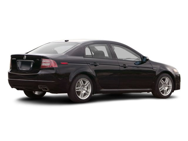 2008 Acura TL Pictures TL Sedan 4D 3.2 photos side rear view