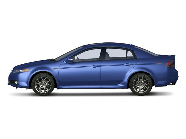 2008 Acura TL Prices and Values Sedan 4D S 3.5 side view