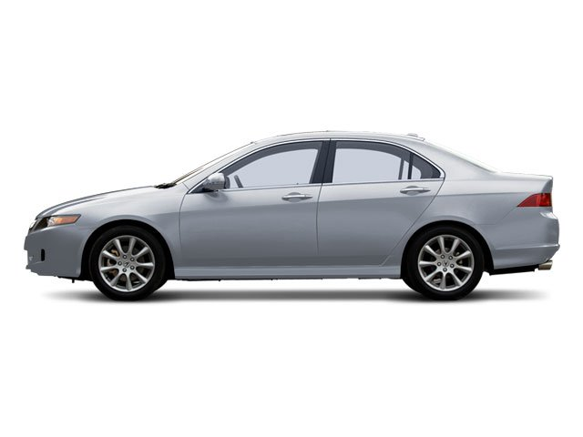 2008 Acura TSX Prices and Values Sedan 4D Navigation side view