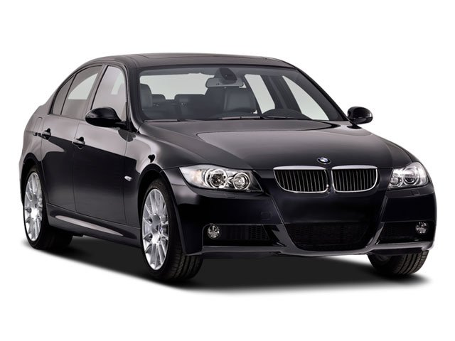 2008 BMW 3 Series Pictures 3 Series Sedan 4D 328xi AWD photos side front view