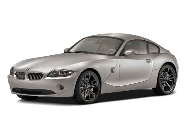 BMW Z4 Coupe 2008 Coupe 2D Z4 3.0si - Фото 1