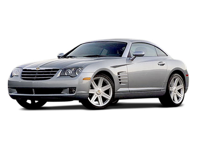 Chrysler Crossfire Coupe 2008 Coupe 2D Limited - Фото 1
