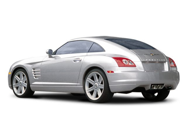 Chrysler Crossfire Coupe 2008 Coupe 2D Limited - Фото 2