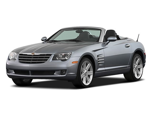Chrysler Crossfire Convertible 2008 Roadster 2D Limited - Фото 1