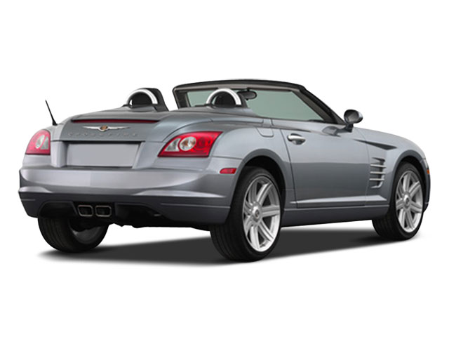 Chrysler Crossfire Convertible 2008 Roadster 2D Limited - Фото 2