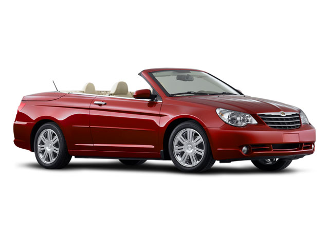 Chrysler Sebring Coupe 2008 Convertible 2D Limited - Фото 1