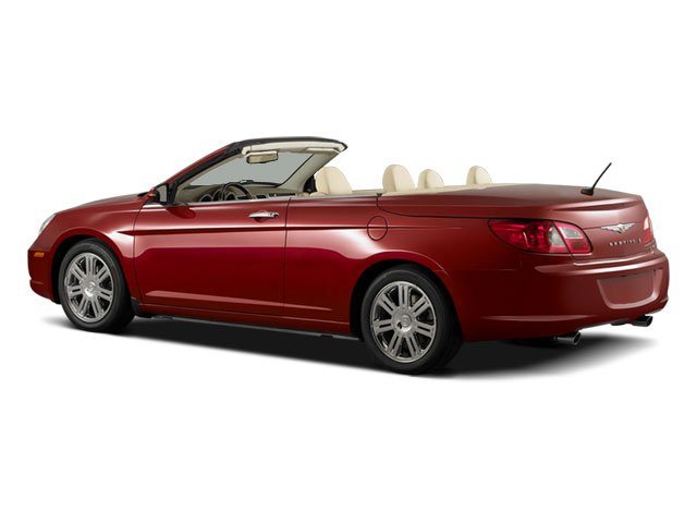 Chrysler Sebring Coupe 2008 Convertible 2D Limited - Фото 2