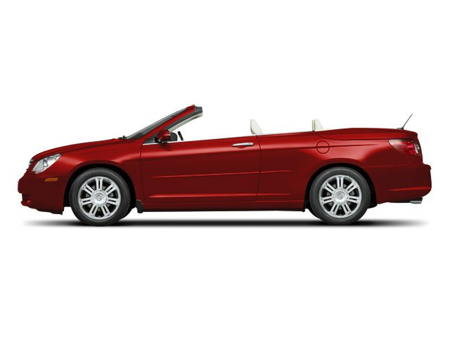 Chrysler Sebring Coupe 2008 Convertible 2D Limited - Фото 3