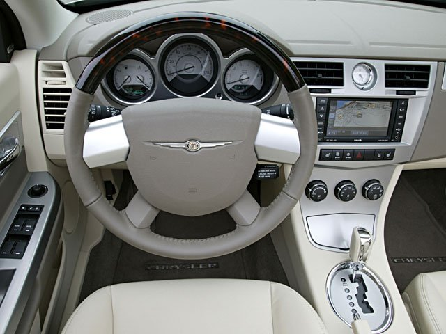 2008 Chrysler Sebring Convertible 2d Touring Pictures Pricing And