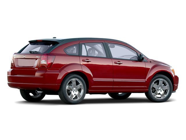 2008 Dodge Caliber Pictures Caliber Wagon 4D SRT-4 photos side rear view