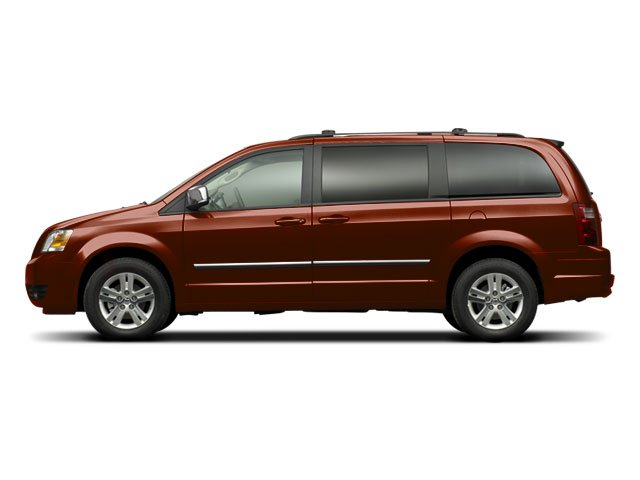 2008 Dodge Grand Caravan Prices and Values Grand Caravan SXT 4.0L side view