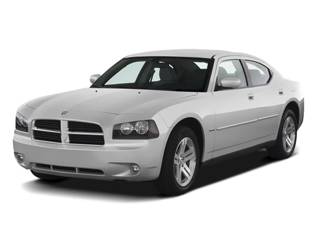 2008 Dodge Charger Prices and Values Sedan 4D SE 2.7 side front view