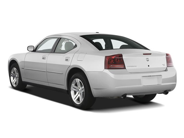 2008 Dodge Charger Prices and Values Sedan 4D SE 2.7 side rear view