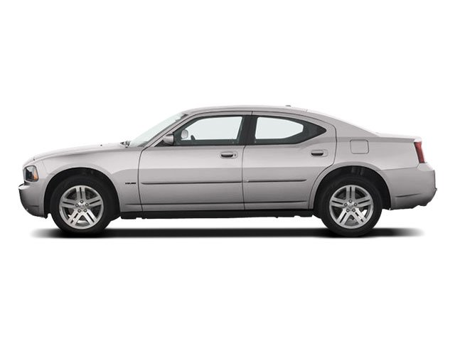 2008 Dodge Charger Prices and Values Sedan 4D SE 2.7 side view
