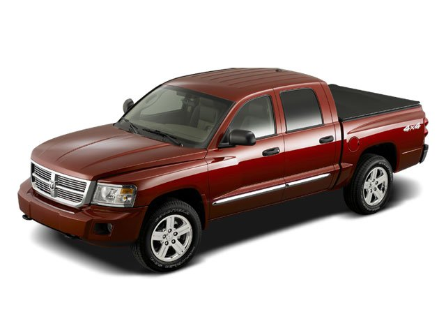 2008 Dodge Dakota Prices and Values Quad Cab SLT