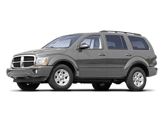 2008 Dodge Durango Prices and Values Utility 4D Adventurer HEMI 2WD side front view