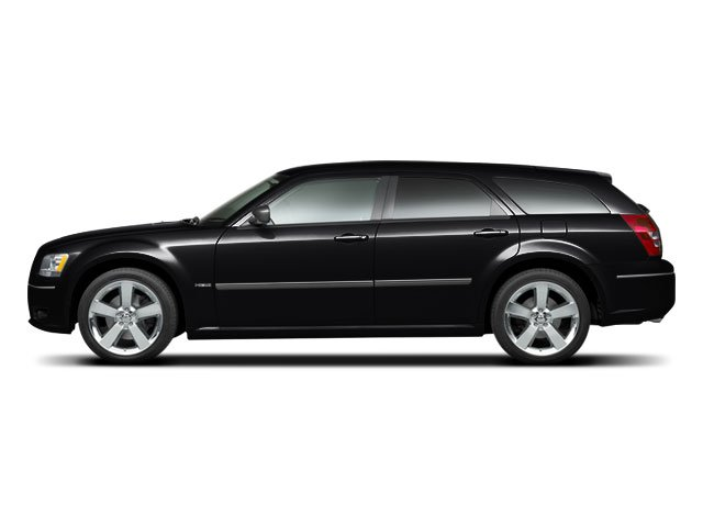 2008 Dodge Magnum Pictures Magnum Wagon 5D SXT AWD photos side view