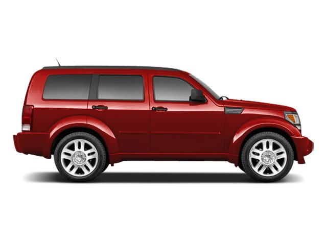 2008 Dodge Nitro Prices and Values Utility 4D SLT 4WD side view