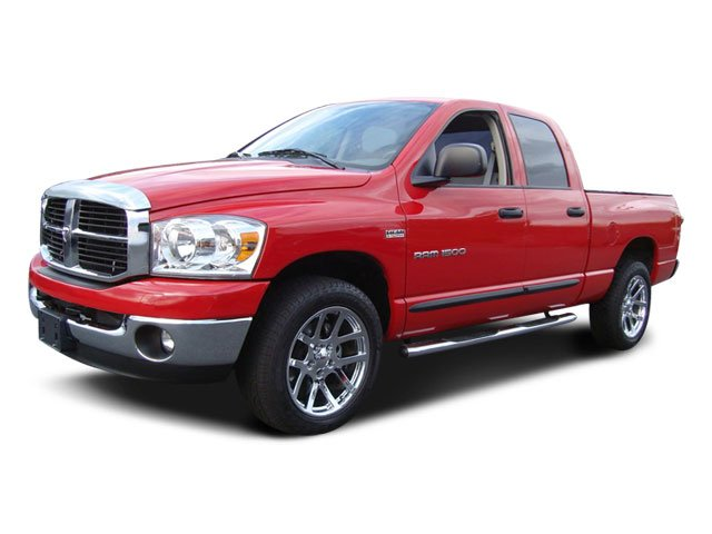 2008 Dodge Ram 1500 Prices and Values Mega Cab Laramie 2WD