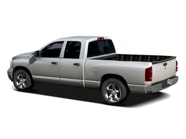 2008 Dodge Ram 1500 Prices and Values Quad Cab SXT 2WD side rear view
