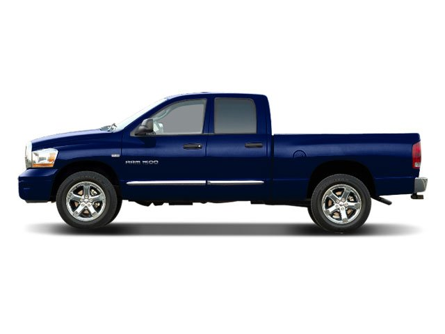 2008 Dodge Ram 1500 Prices and Values Quad Cab SXT 2WD side view